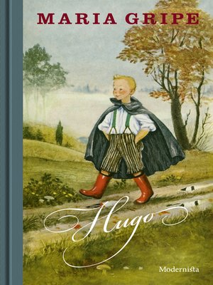 cover image of Hugo (Hugo & Josefin, del 3)