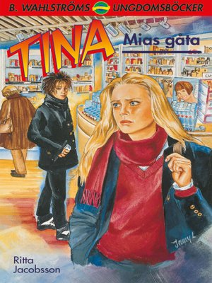 cover image of Tina 12--Mias gåta