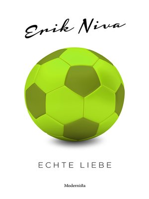 cover image of Echte Liebe