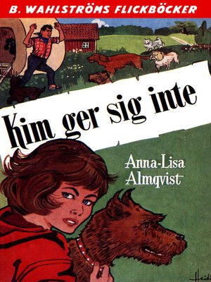 cover image of Kim 3--Kim ger sig inte