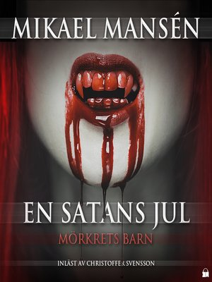 cover image of En satans jul