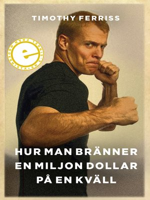 cover image of Hur man bränner en miljon dollar på en kväll