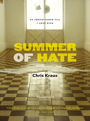 cover image of Summer of Hate