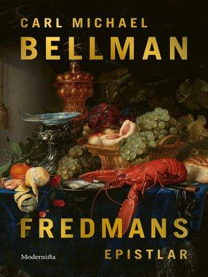 cover image of Fredmans epistlar