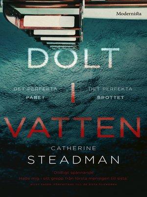cover image of Dolt i vatten