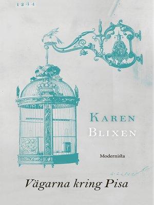 cover image of Vägarna kring Pisa