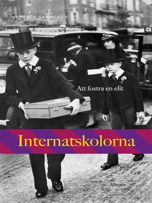 cover image of Internatskolorna