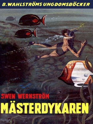 cover image of Mästerdykaren
