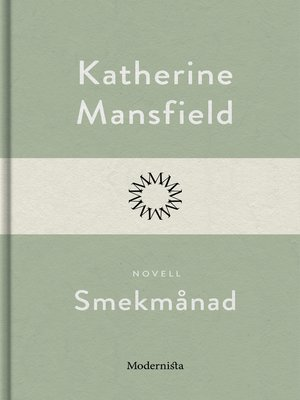 cover image of Smekmånad