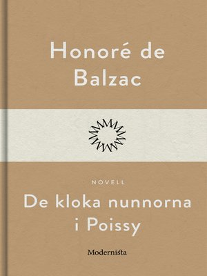 cover image of De kloka nunnorna i Poissy