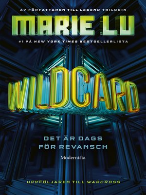cover image of Wildcard (Warcross, del 2)