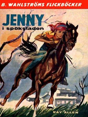 cover image of Jenny 5--Jenny i spökstaden