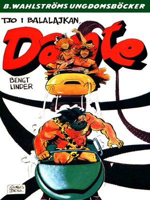 cover image of Dante 16--Tjo i balalajkan, Dante