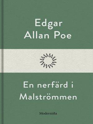 cover image of En nerfärd i Malströmmen