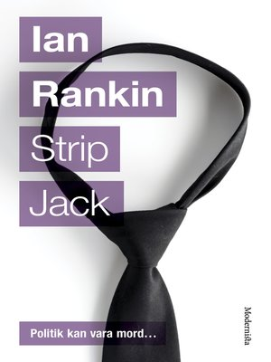 cover image of Strip Jack (Fjärde boken om John Rebus)