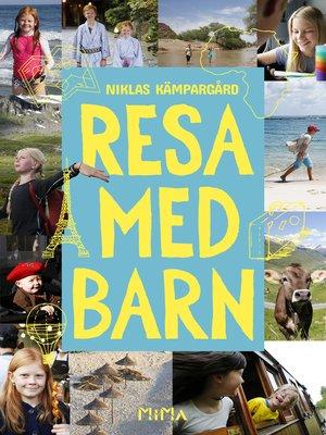 cover image of Resa med barn