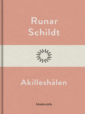 cover image of Akilleshälen