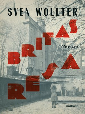 cover image of Britas resa