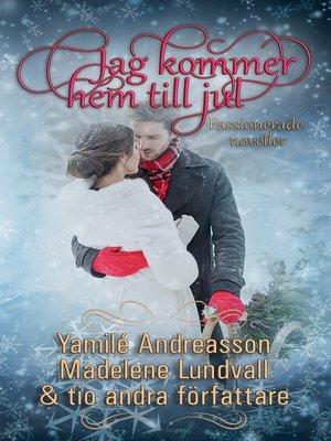 cover image of Jag kommer hem till jul