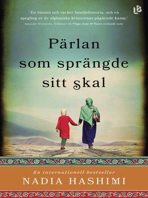 cover image of Pärlan som sprängde sitt skal