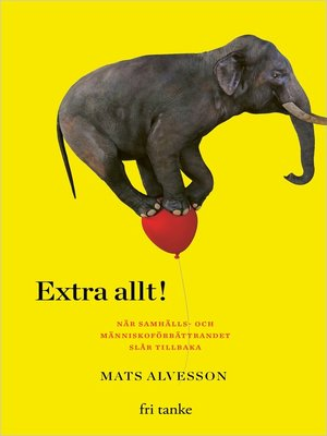 cover image of Extra allt