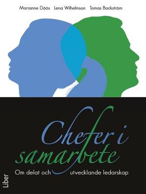cover image of Chefer i samarbete