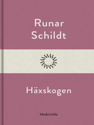 cover image of Häxskogen