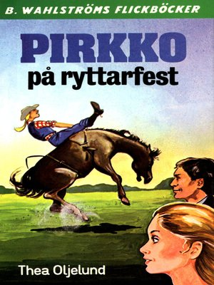 cover image of Pirkko 11--Pirkko på ryttarfest