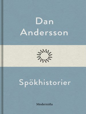 cover image of Spökhistorier