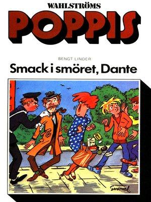 cover image of Dante 33--Smack i smöret, Dante