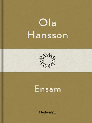 cover image of Ensam