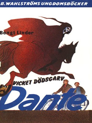 cover image of Dante 4--Vicket dödsgarv, Dante!