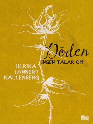 cover image of Döden ingen talar om