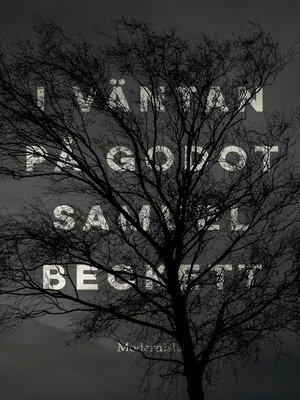 cover image of I väntan på Godot