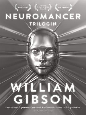cover image of Neuromancer-trilogin