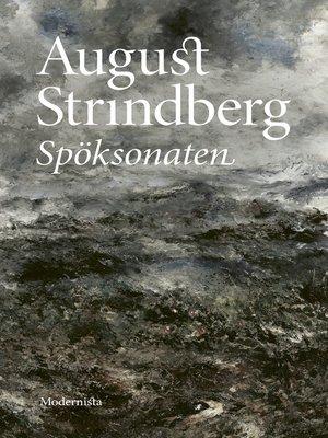 cover image of Spöksonaten