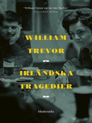 cover image of Irländska tragedier