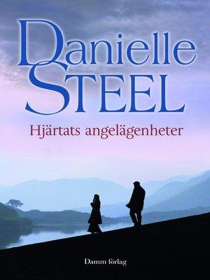cover image of Hjärtats angelägenheter