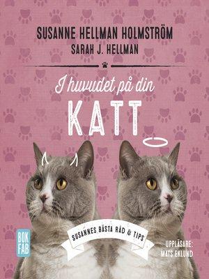 cover image of I huvudet på din katt