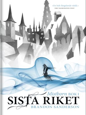 cover image of Mistborn. Sista riket