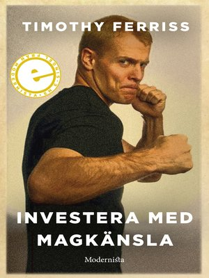 cover image of Investera med magkänslan