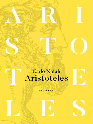 cover image of Aristoteles