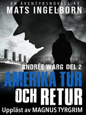 cover image of Amerika tur och retur