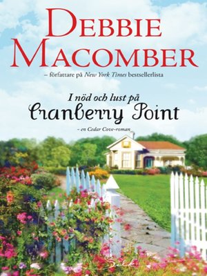 cover image of I nöd och lust på Cranberry Point