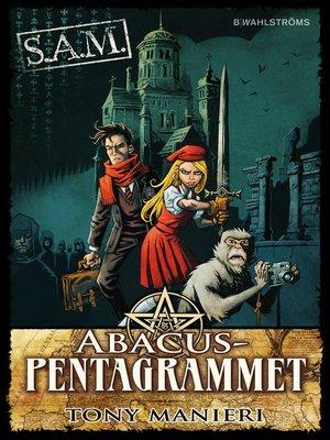 cover image of Abacuspentagrammet