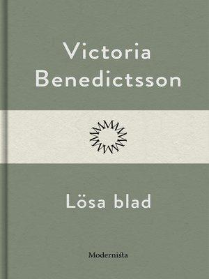 cover image of Lösa blad