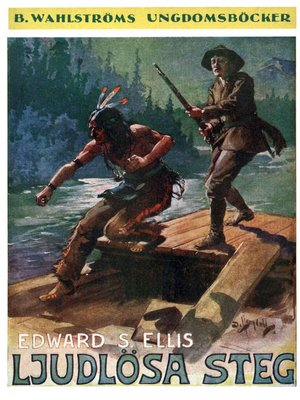 cover image of Ljudlösa steg