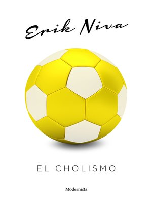 cover image of El Cholismo