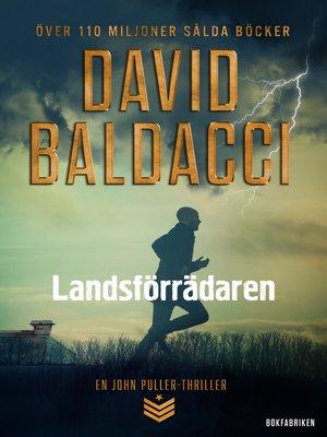 cover image of Landsförrädaren