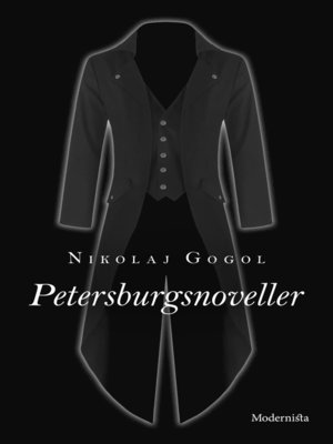 cover image of Petersburgsnoveller
